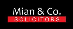 Mian Solitors Logo
